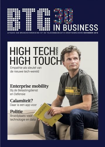 BTG in Business - November 2016